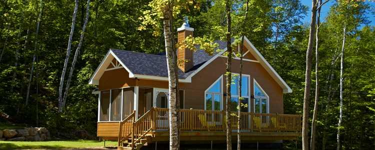 Cottages in Lanaudière