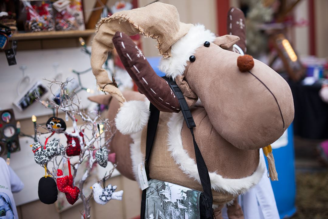 Marché de Noël de Terrebonne
