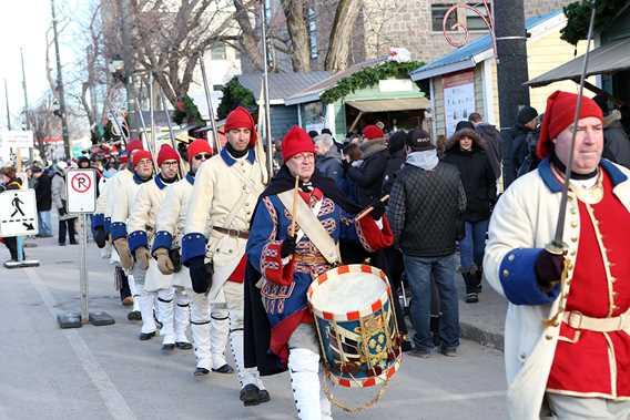 Marché de Noël de L'Assomption