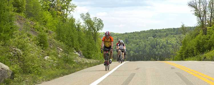 Go cycling in Lanaudière