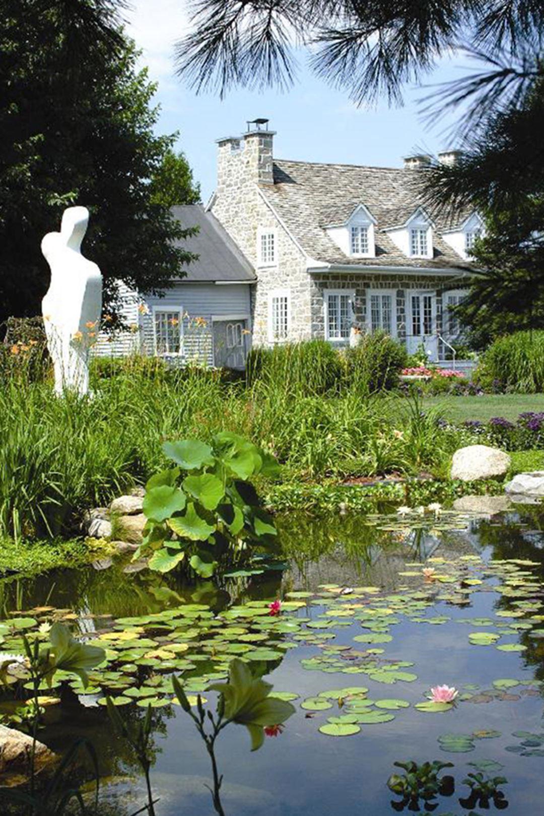 Maison et jardins Antoine-Lacombe