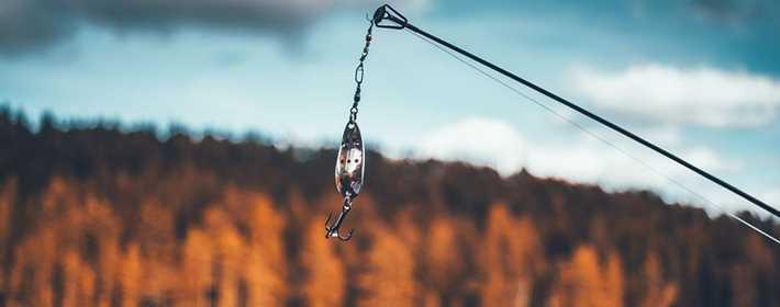 Go fishing at Pourvoirie Vent de la Savane