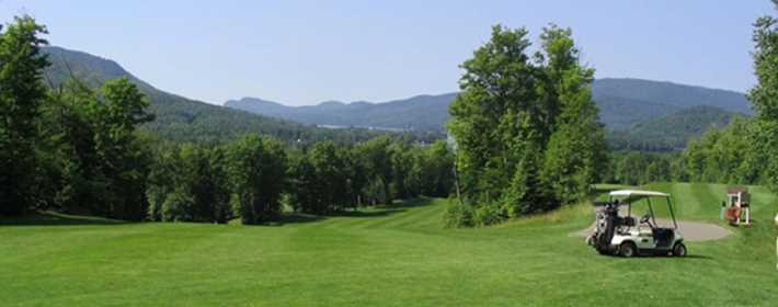 Club de Golf à Saint-Donat