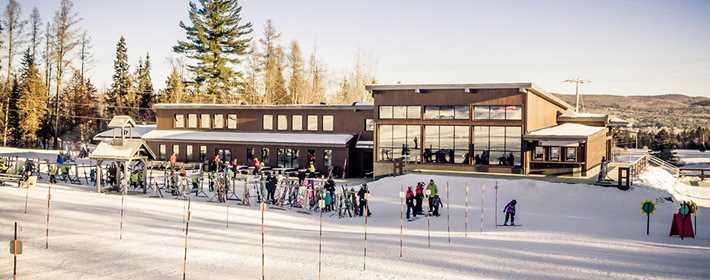 Restaurant Ski Montcalm