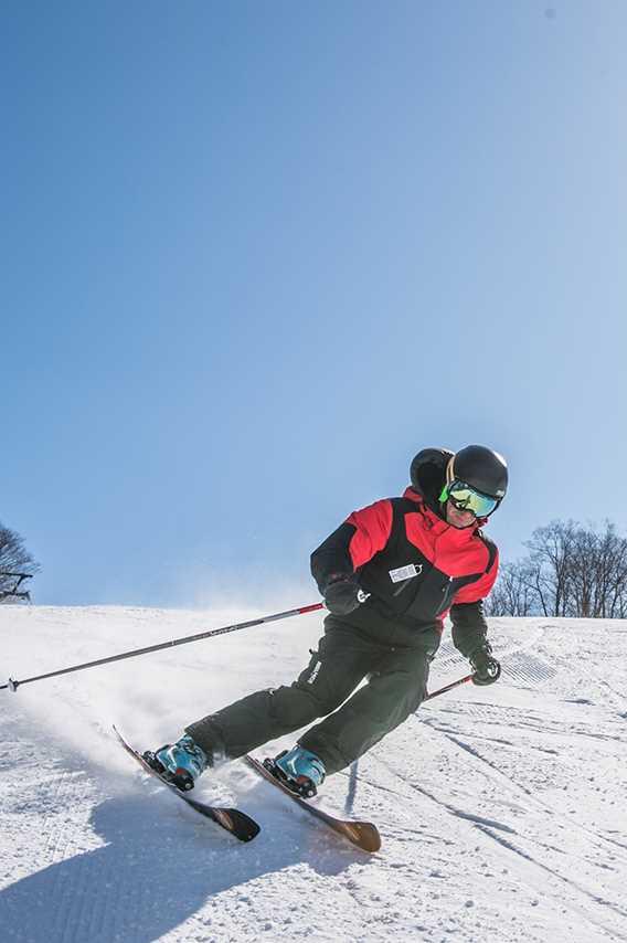 Go skiing at Ski Montcalm