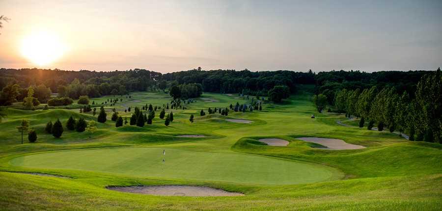 Centre de golf Le Versant dans Lanaudière